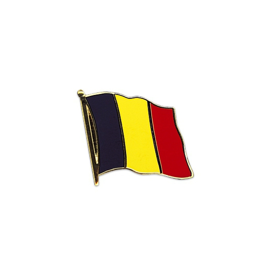 Pin Vlag Belgie