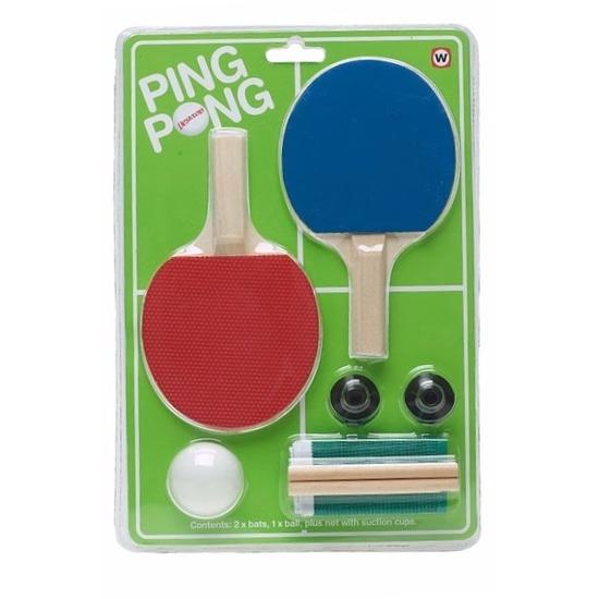 Ping Pong set voor kantoor