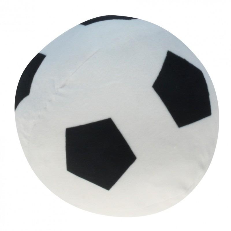 Pluche speelgoed voetbal 16 cm