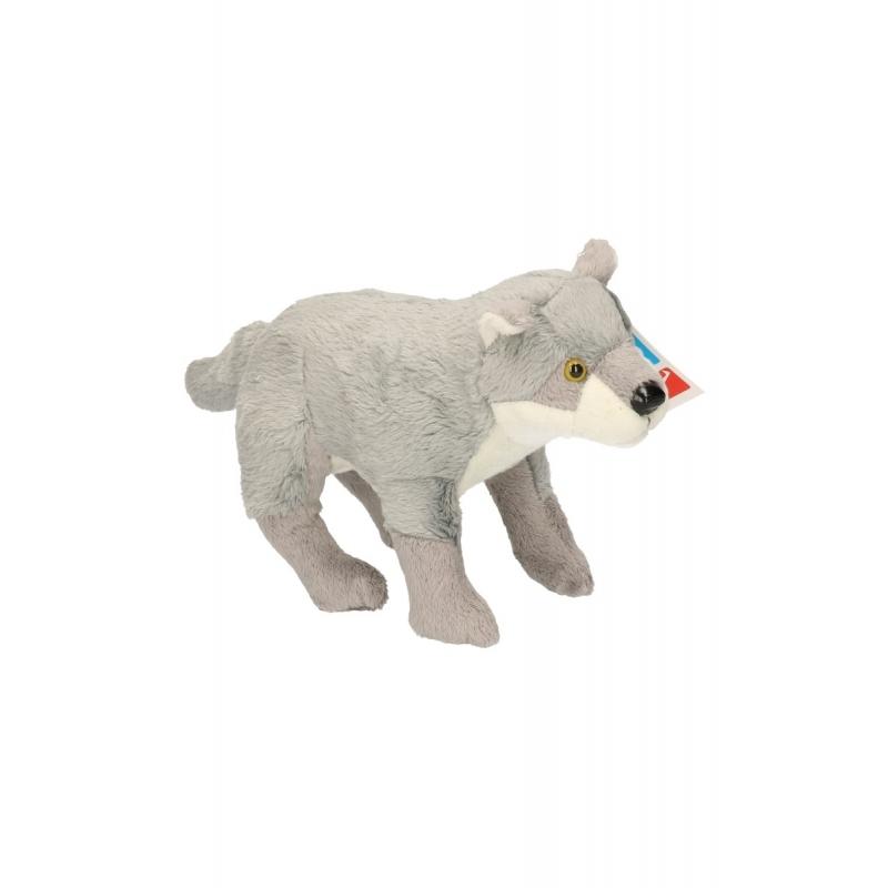 Pluche Wolf 25 Cm