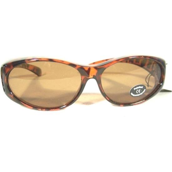 Polarized overzetbril/zonnebril voor volwassenen