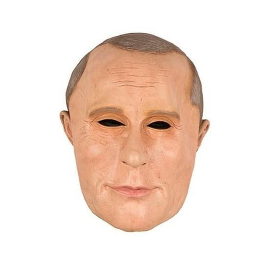 President Poetin masker van latex