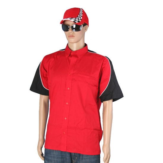 Race outfit voor heren maat L