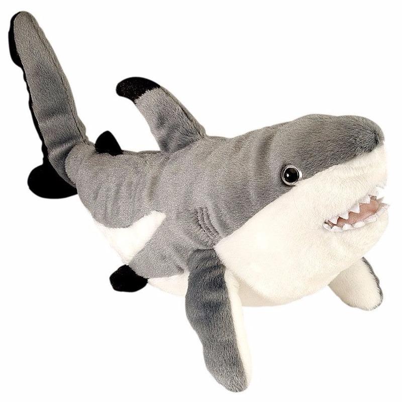 Rif haai knuffel 30 cm