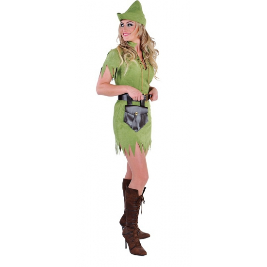 Robin Hood jurkje voor dames