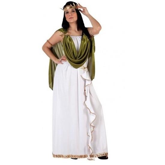 fab69a7aa79f35 Romeinse Griekse lange toga jurk gewaad kostuu € 19.95. Bij   oranjediscounter.nl