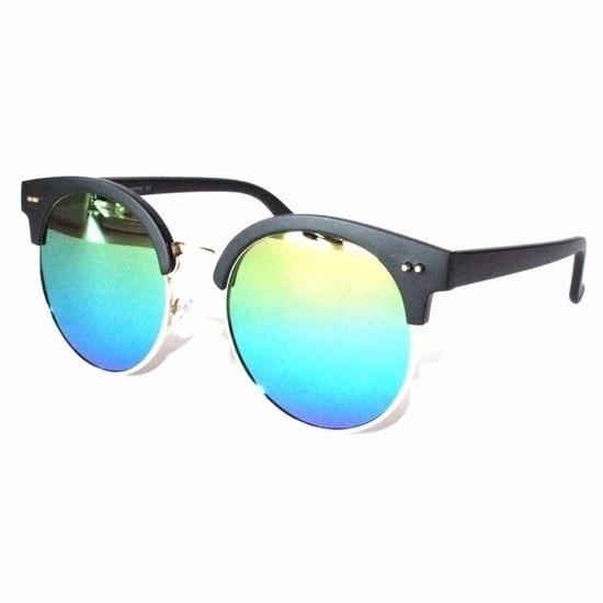 Ronde spiegel dames zonnebril model 1398