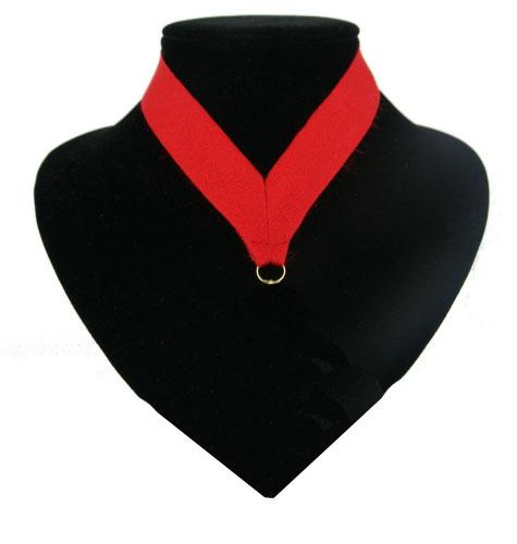 Rood halslint