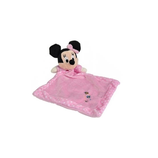 Roze Minnie Mouse Disney knuffeldoekje