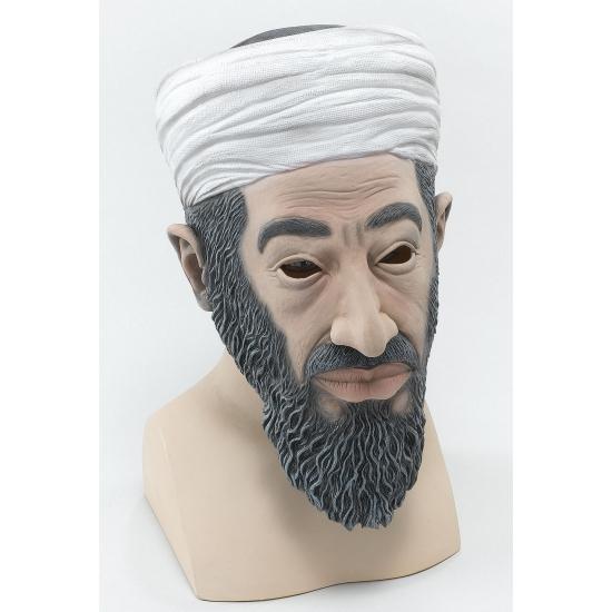 Rubber masker Osama bin Laden