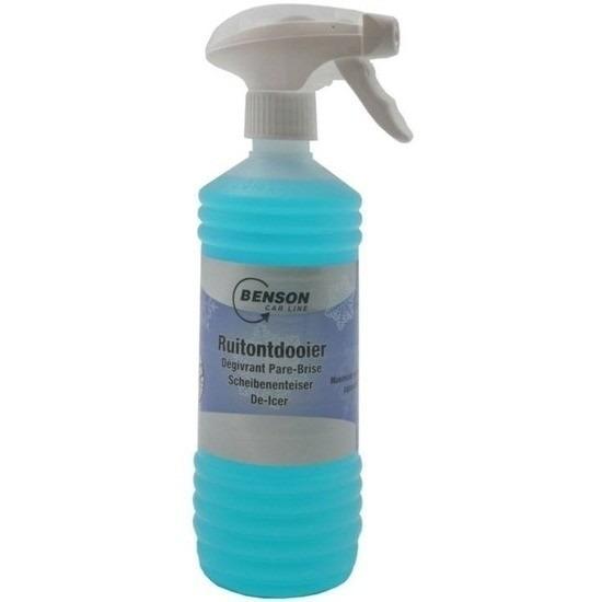 Ruiten ontdooier flacon / spray 2,5 liter