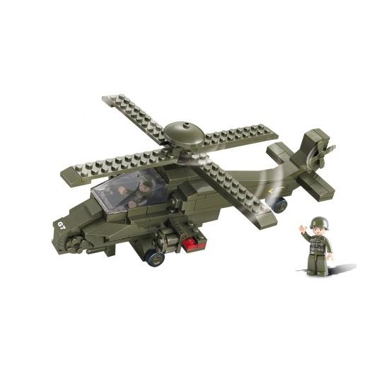 Sluban Gevechtshelikopter