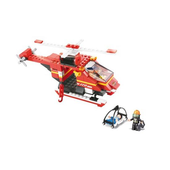 Sluban Reddings helikopter 28,5 x 19 cm