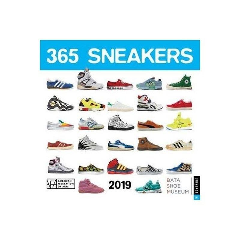 Sneaker kalender 2019 365 sneakers