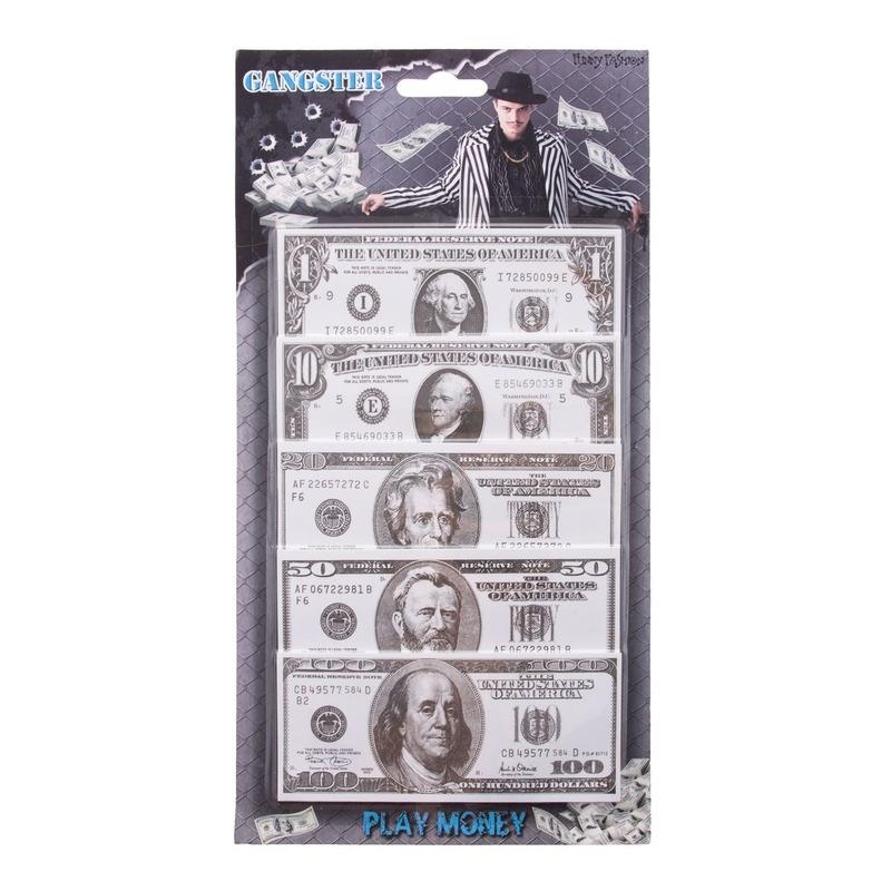 Speelgoed geld dollars