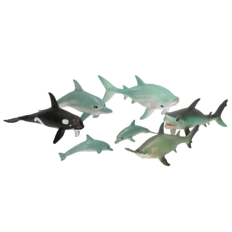 Speelgoed oceaan dieren