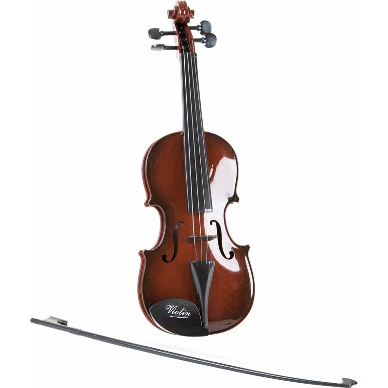 Speelgoed viool 49 cm voor kinderen