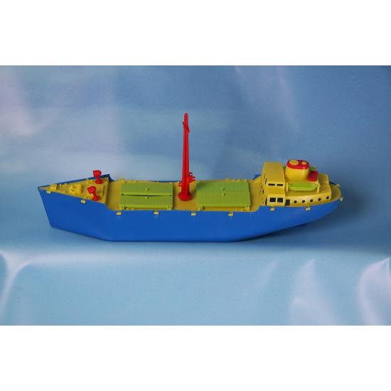 Speelgoed vrachtschip 51 cm