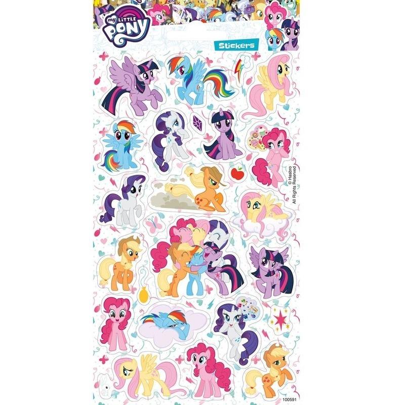 Stickervel My Little pony 20 cm
