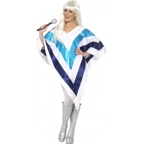 Super Trooper cape - poncho voor dames
