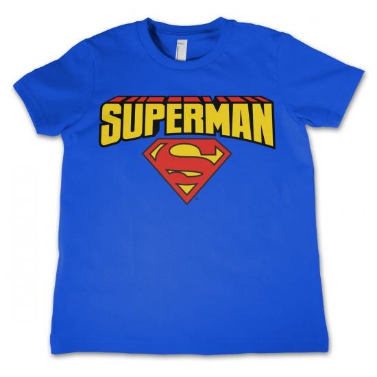Superman T-shirt kids