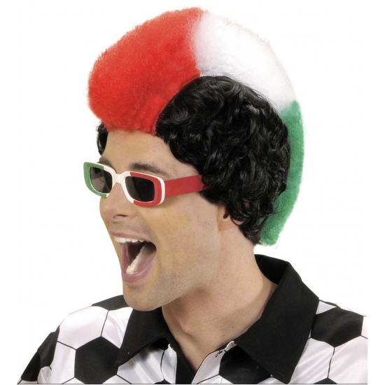 Supporterspruik Itali?