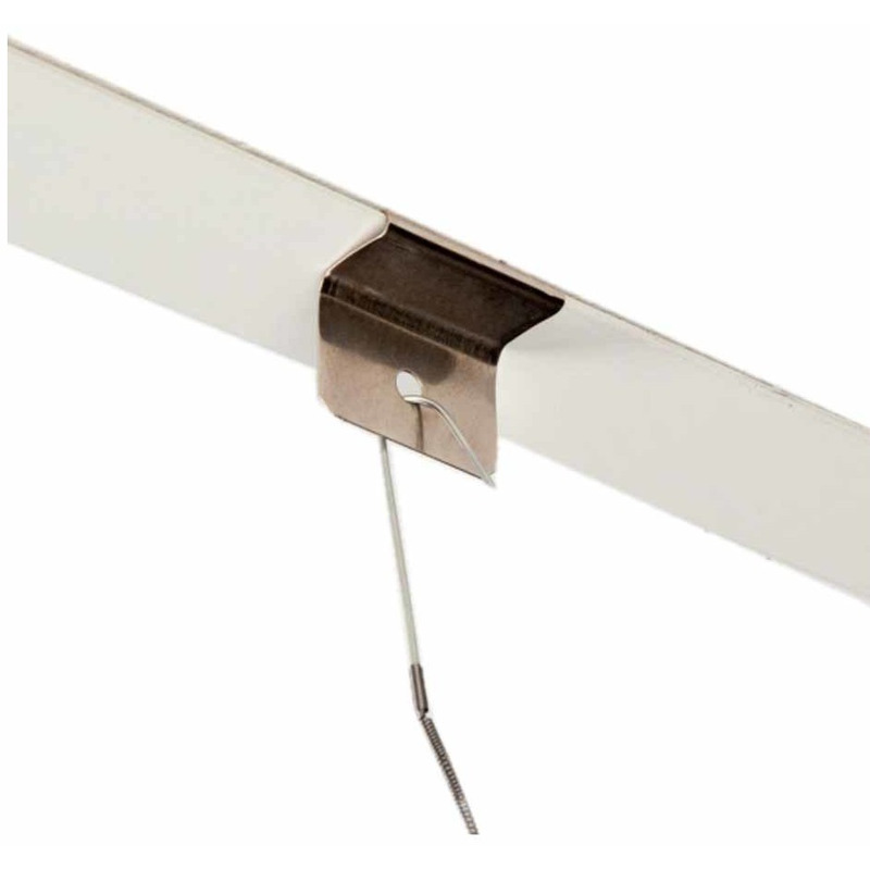 Systeem plafond ophang clip