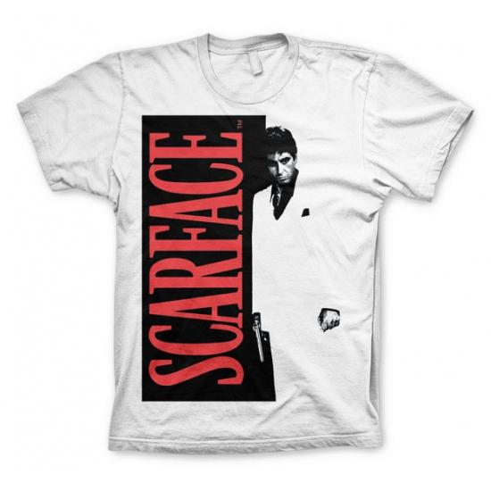 T-shirt Scarface heren