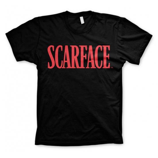 T-shirt Scarface logo