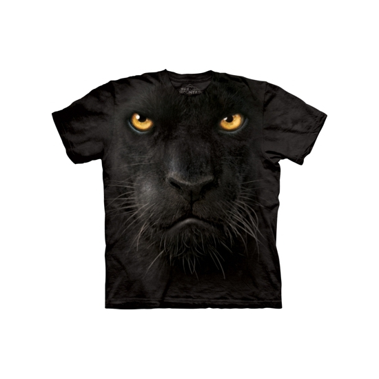 T-shirt zwarte panter