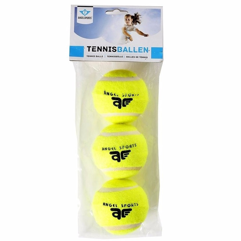 Tennisballen setje 3x