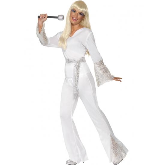Toppers - Disco kostuum voor dames