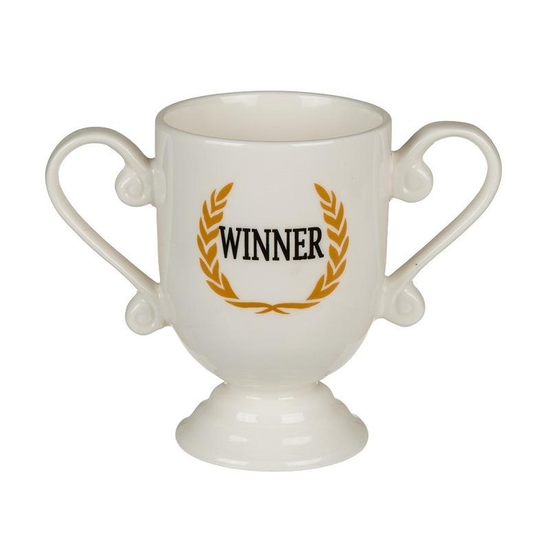 Trofee mok - beker Winner