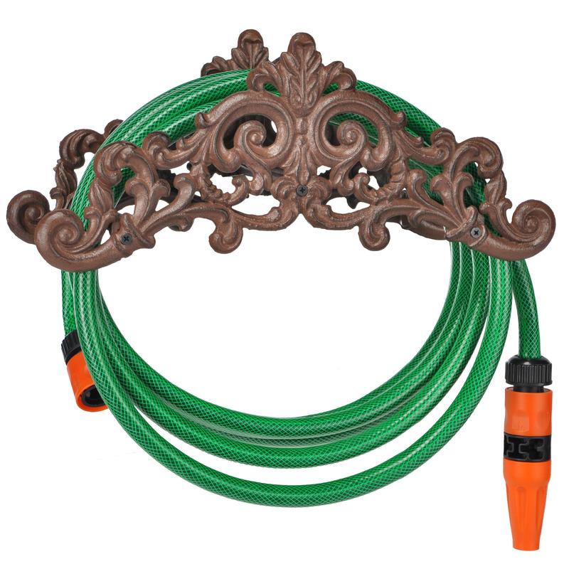 Tuinslang houder tuinslang ophangen 14 x 35,5 x 15,5 cm