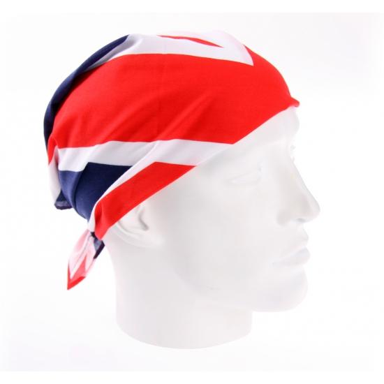 Union Jack bandana 54 x 54 cm