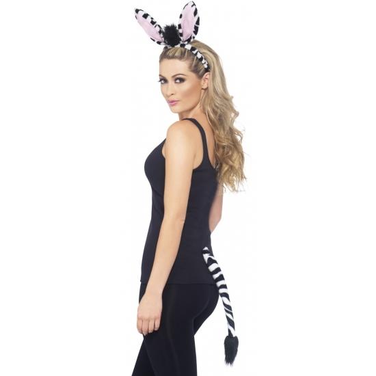 Verkleedset Zebra