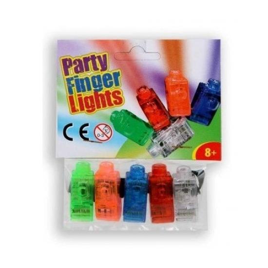 Vingerlampjes 5 stuks