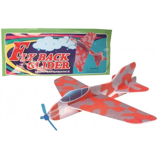 Vliegtuig bouwpakket
