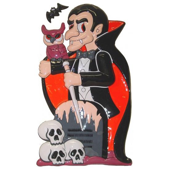 Wanddecoratie vampier