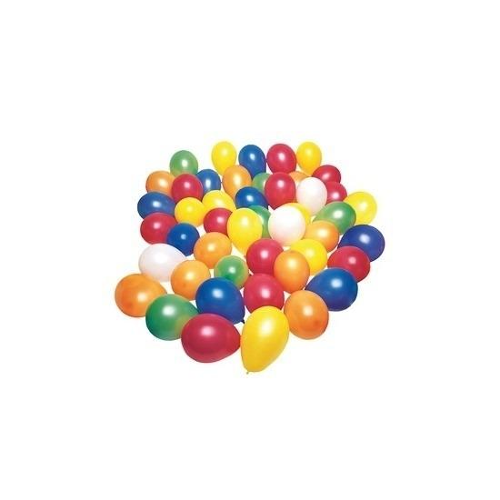 Waterballonnen gekleurd 300 stuks