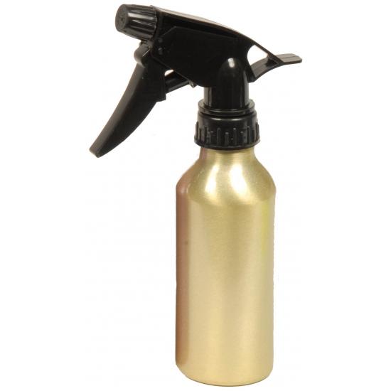 Waterverstuiver metallic goud 200 ml