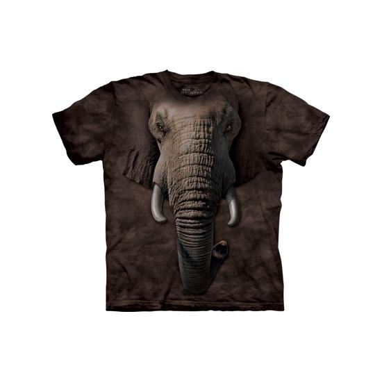 Wilde dieren T-shirt olifant