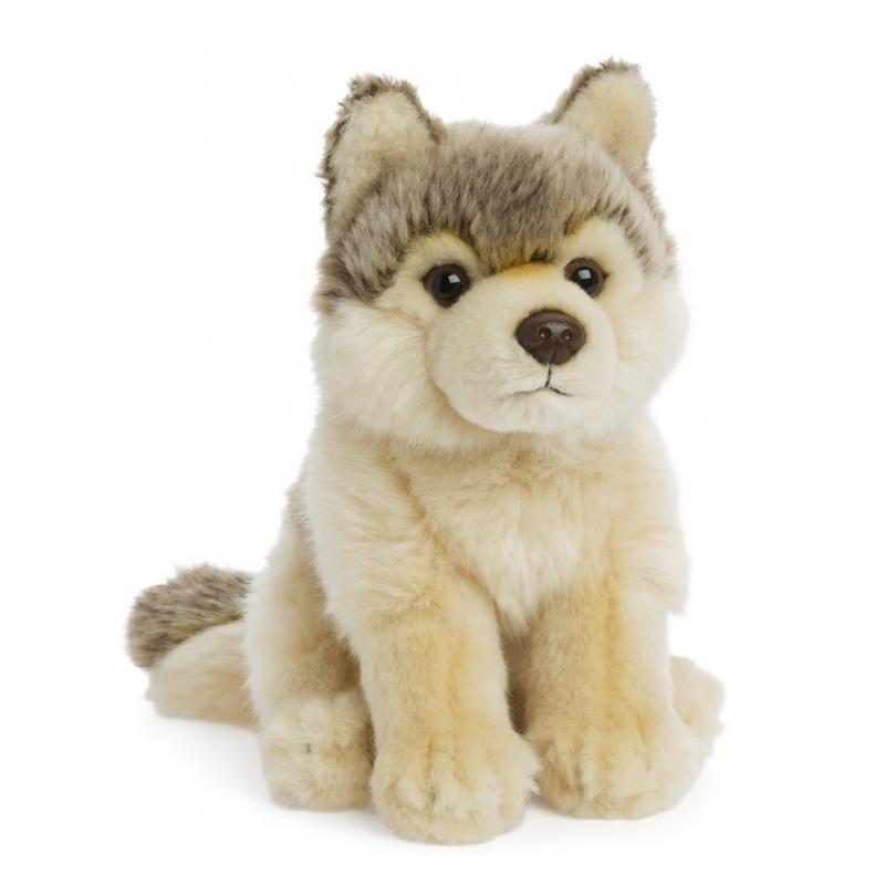WNF pluche wolf knuffel 15 cm