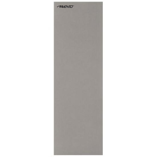 Yogamat grijs 160 x 60 cm
