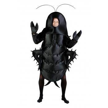 Zwarte kever kostuum