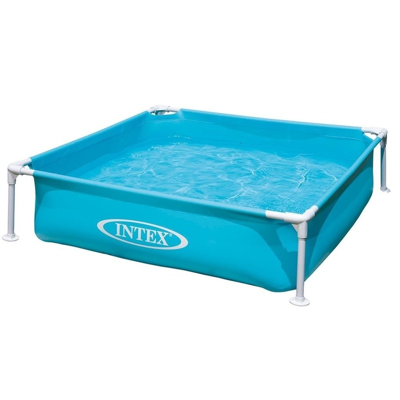 Zwembad Mini frame 122 x 122 cm
