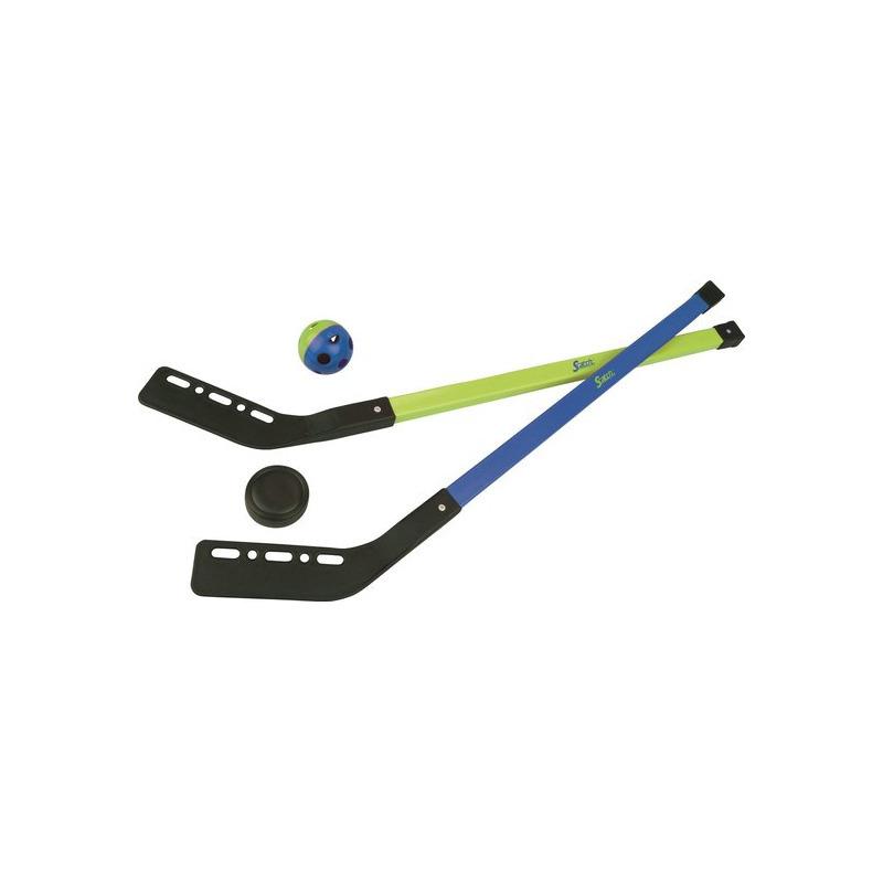 Hockey set met bal en puck voor kinderen buitenspeelgoed
