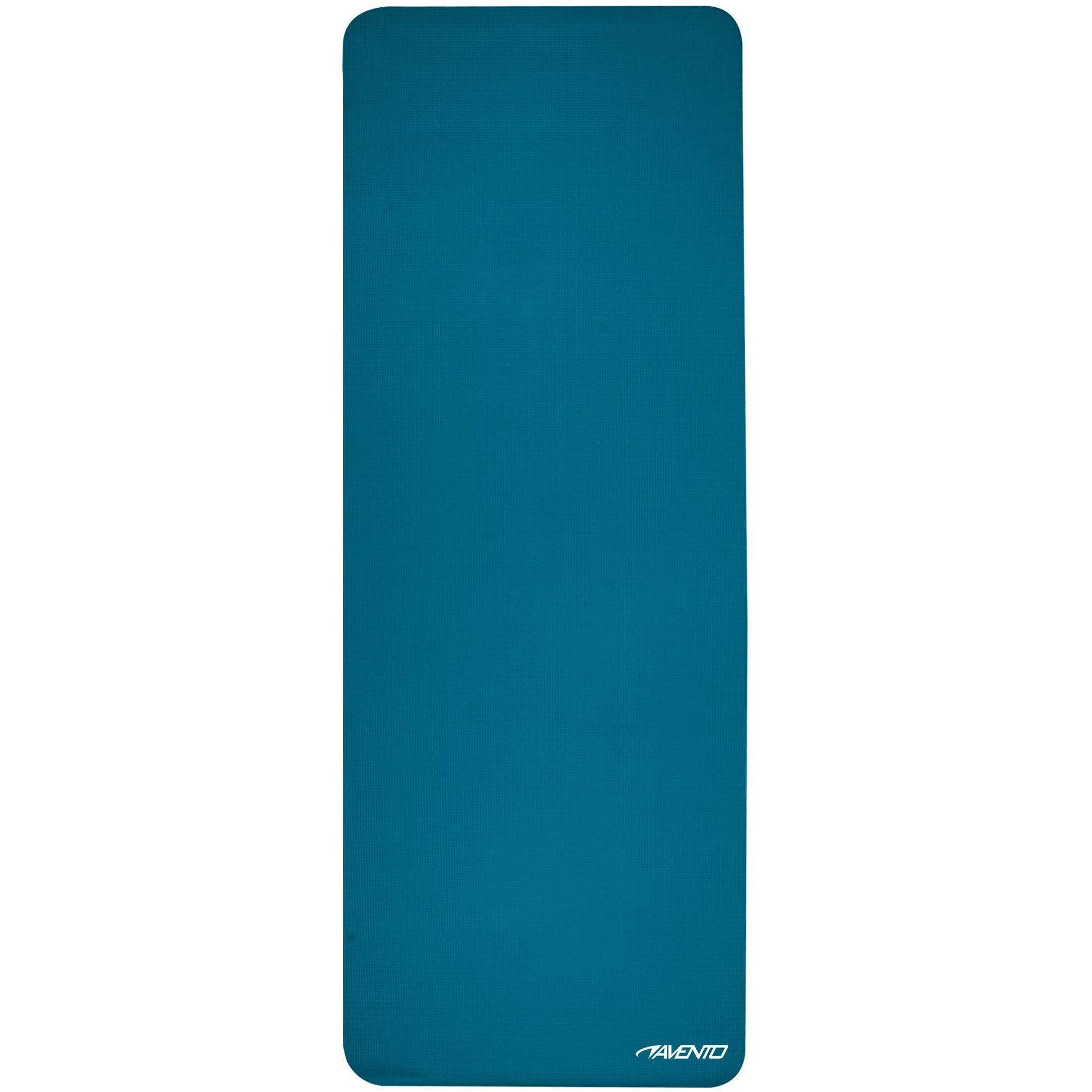 Lichtgewicht yogamat blauw 173 x 61 cm