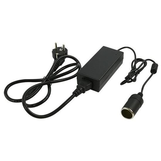 Omvormer 230V naar 12V 60 Watt