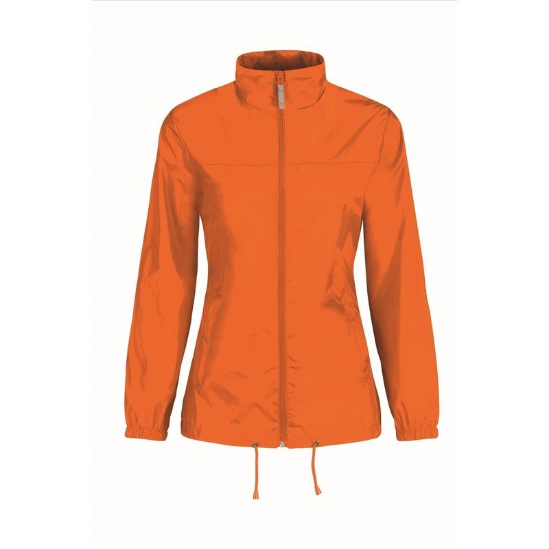 Oranje supporters jas voor dames